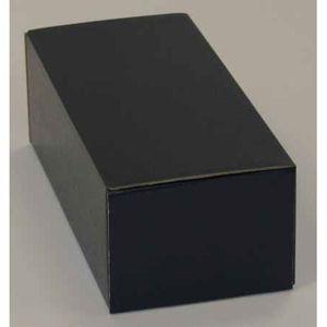 やのまん ストレイジボックス 400枚用【ブラック】  やのまん