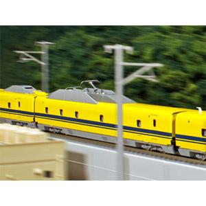 [鉄道模型]カトー 【再生産】(Nゲージ) 10-897 923形3000番台 ドクターイエロー 4両増結セット