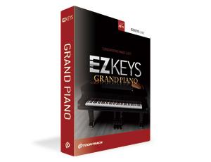 EZ KEYS - GRAND PIANO クリプトン・フューチャー・メディア