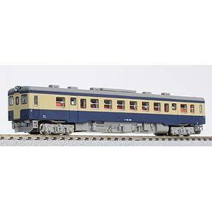 [鉄道模型]六半 (Z) T009-4 キハ52形100番台 旧国鉄標準色