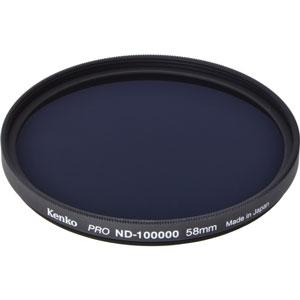 82S PRO ND100000 ケンコー 丸枠入り太陽撮影用フィルター 82mm