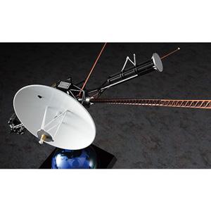 【再生産】1/48 宇宙無人探査機 ボイジャー【SW02】  ハセガワ