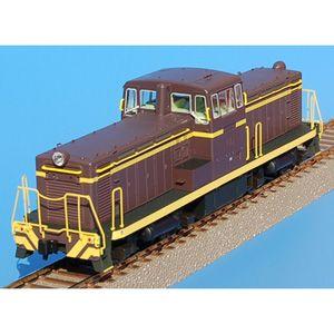[鉄道模型]トラムウェイ (HO) TW-DD13-1-2RY DD13第6次車1灯タイプ(ぶどう2号・黄)