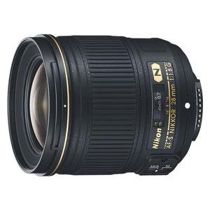 AFS28 1.8G ニコン AF-S NIKKOR 28mm f/1.8G ※FXフォーマット用レンズ(36mm×24mm)