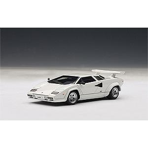 1/43 ランボルギーニ カウンタック 5000S ホワイト【54533】 オートアート