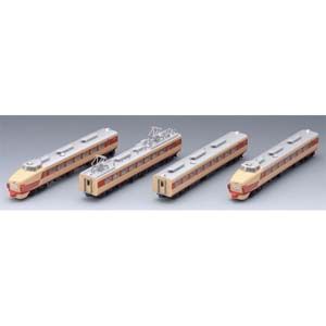 [鉄道模型]トミックス 【再生産】(Nゲージ) 92452 国鉄 485系特急電車 (初期型) 基本セット (4両)