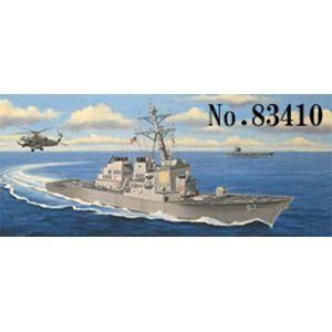 【再生産】1/700 アメリカ海軍 駆逐艦 コールDDG-67【83410】 プラモデル ホビーボス