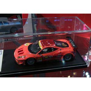 1/43 JIMGAINER DIXEL DUNLOP 458 GTC スーパーGT300 2011 レジン【44678】 EBBRO
