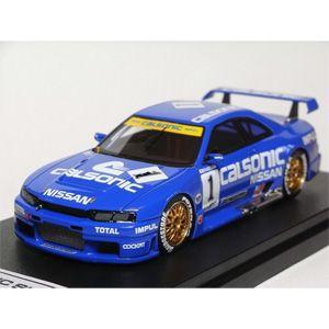 1/43 カルソニック スカイライン GT-R #1 1995 JGTC Fuji【44766】 EBBRO