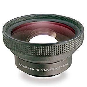 HD-6600PRO43 レイノックス HD-6600PRO43 ワイドコンバージョンレンズ 0.66x 43mm