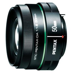 DA50/F1.8 ペンタックス DA 50mm F1.8 ※DAレンズ(デジタル専用)