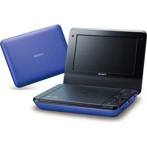 DVP-FX780-L ソニー 7型ポータブルDVDプレーヤー(ブルー) CPRM対応 SONY