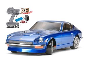 1/10 電動RC完成セット 2.4GHz XB フェアレディ 240Z TT-01D TYPE-E 【57808】 タミヤ