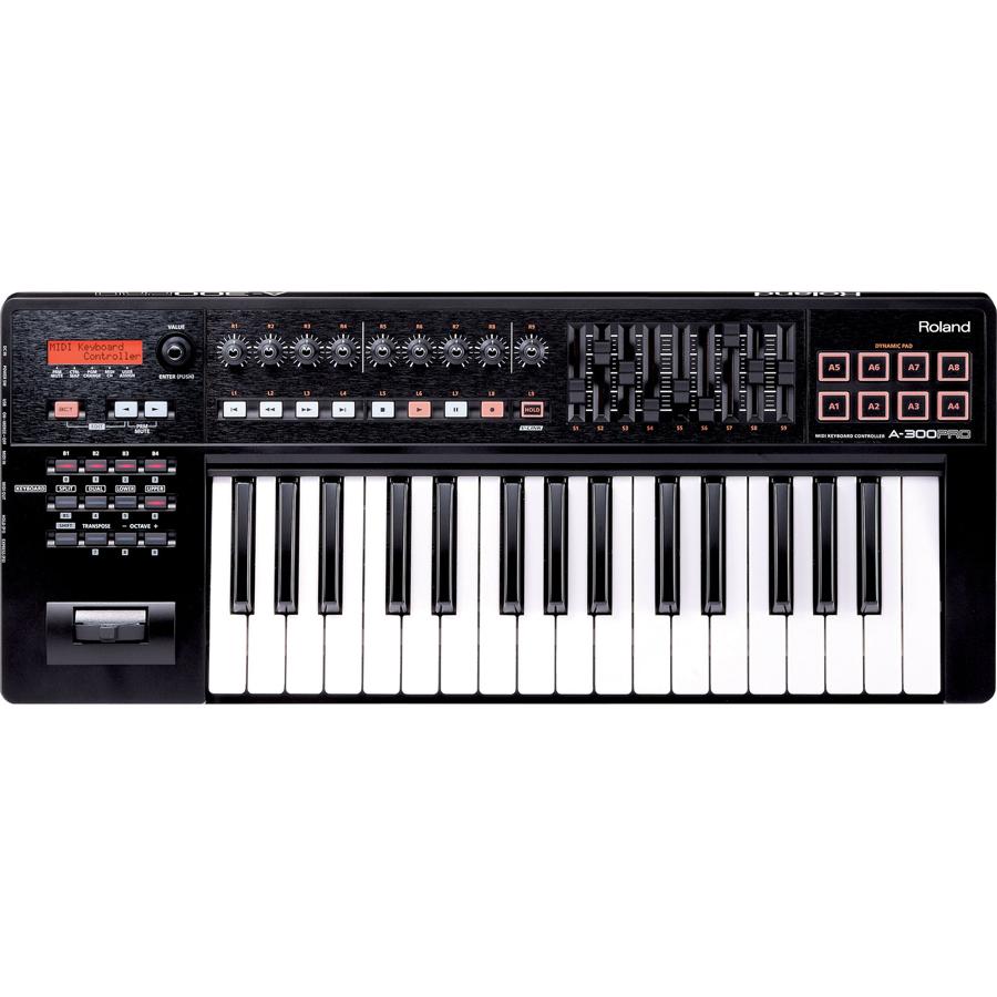 A-300PRO ローランド 32鍵盤MIDIキーボード・コントローラー Roland A-PROシリーズ