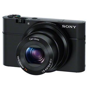 DSC-RX100 ソニー デジタルカメラ「Cyber-shot RX100」