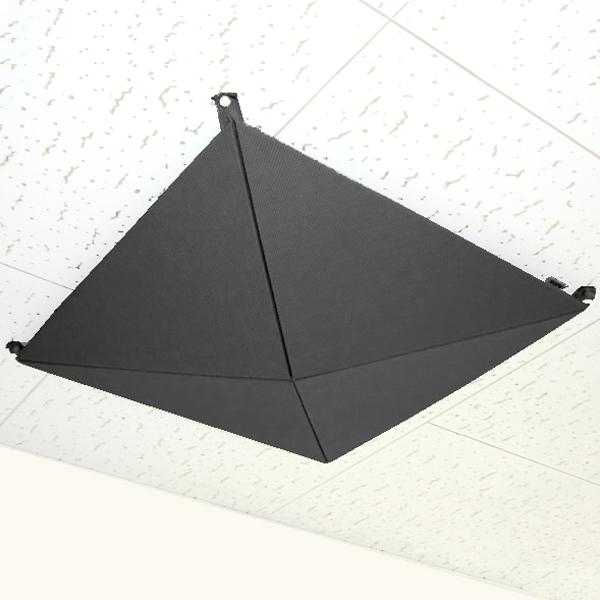 ARTEピラミツドシ-リング-BK アルテ ルームチューニングピラミッドシーリング天吊専用(ブラック・1枚) arte PC-BK