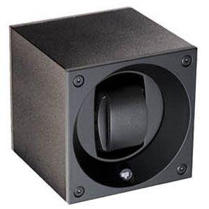 SK01.AE001 SWISS KubiK シングル ウォッチワインダー アルミニウム ブラック  [SK01AE001]【返品種別B】