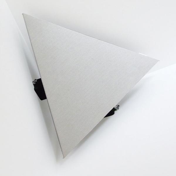 ARTEテトラ-IV(ペア) アルテ コーナー用拡散吸音ハイブリッドパネルテトラ(アイボリー・2枚1組) arte TE-IV