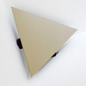 ARTEテトラ-BE アルテ コーナー用拡散吸音ハイブリッドパネルテトラ(ベージュ・2枚1組) arte TE-BE