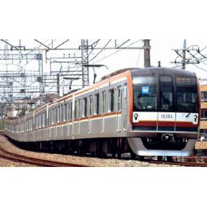 [鉄道模型]マイクロエース (Nゲージ) A7461 東京メトロ10000系 1次車 登場時 増結4両セット