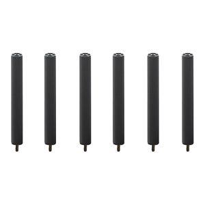 """【各種クーポンあり。数上限ございます】MSMK2-P625 タオック 支柱セット6本1組(有効長:250mm) TAOC""""MSMKIIシリーズ"""""""