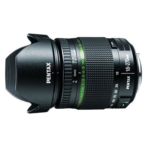DA18-270MMF3.5-6.3ED ペンタックス smc PENTAX-DA 18-270mm F3.5-6.3 ED SDM ※DAレンズ(デジタル専用)