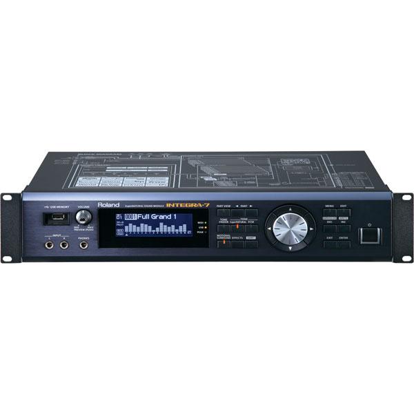 【250円OFF■当店限定クーポン 5/1 23:59迄】INTEGRA-7 ローランド 音源モジュール Roland SuperNATURAL Sound Module