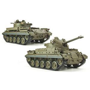 1/35 ドイツ連邦軍 M42A1ダスター自走対空砲【FV35S66】 AFVクラブ
