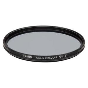 FILTER67PLCB キヤノン 円偏光フィルターPL-C B 67mm