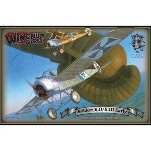 1/32 独 フォッカー E.II/III【WNG32018】 ウィングナット・ウィングス [WNG32018 ドイツ フォッカー E.II/III]【返品種別B】