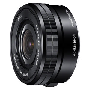 SELP1650 ソニー E PZ 16-50mm F3.5-5.6 OSS ※Eマウント用レンズ(APS-Cサイズミラーレス用)