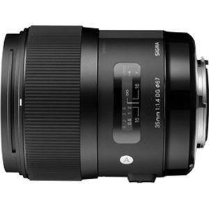 35MMF1.4DG HSM EO シグマ 35mm F1.4 DG HSM※キャノンマウント ※DGレンズ(フルサイズ対応)
