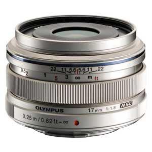 17MM F1.8 オリンパス M.ZUIKO DIGITAL 17mm F1.8 ※マイクロフォーサーズ用レンズ