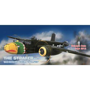 1/32 B-25J ミッチェル ストレイファー【HKM01E02】 HK Model