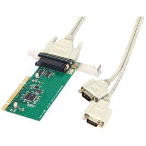 RSA-PCI3R I/Oデータ PCIバス専用 RS-232Cポート拡張インターフェイスボード(2ポート)