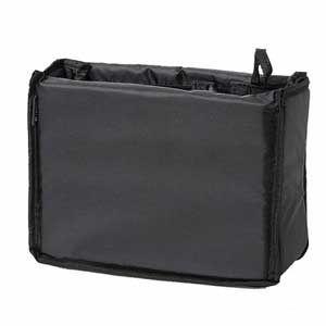 E-6122 エツミ セール商品 クッションボックス フレキシブル M ブラック ETSUMI 超美品再入荷品質至上