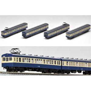 [鉄道模型]トミックス 【再生産】(Nゲージ) 92484 72・73形通勤電車(御殿場線)4両セット