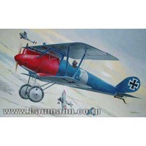 1/32 独・ファルツD.III 複葉戦闘機 WW-I【032T613】 ローデン