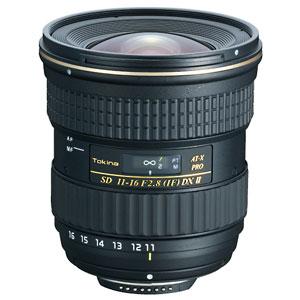 AT-X 116 PRO DX II NAF トキナー AT-X 116 PRO DX II 11-16mm F2.8(IF) ASPHERICAL※ニコンマウント ※APS-Cサイズ用レンズ