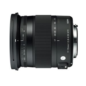 17-70/2.8-4DCOSHSMSA シグマ 17-70mm F2.8-4 DC MACRO OS HSM ※シグママウント用レンズ(APS-Cサイズ用)