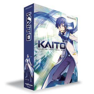 KAITO V3 クリプトン・フューチャー・メディア VOCALOID KAITO