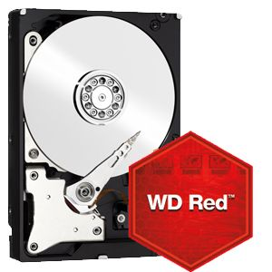 WD20EFRX-R ウエスタンデジタル 【バルク品】3.5インチ 内蔵ハードディスク 2.0TB WesternDigital WD Red(NAS向けモデル)