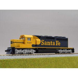 [鉄道模型]カトー (HO) 37-2908 SD40-2 スヌートノーズ Santa Fe #5027