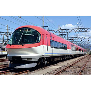 [鉄道模型]マイクロエース 【再生産】(Nゲージ) A6664 近鉄23000系 伊勢志摩ライナー・リニューアル 赤編成 6両セット
