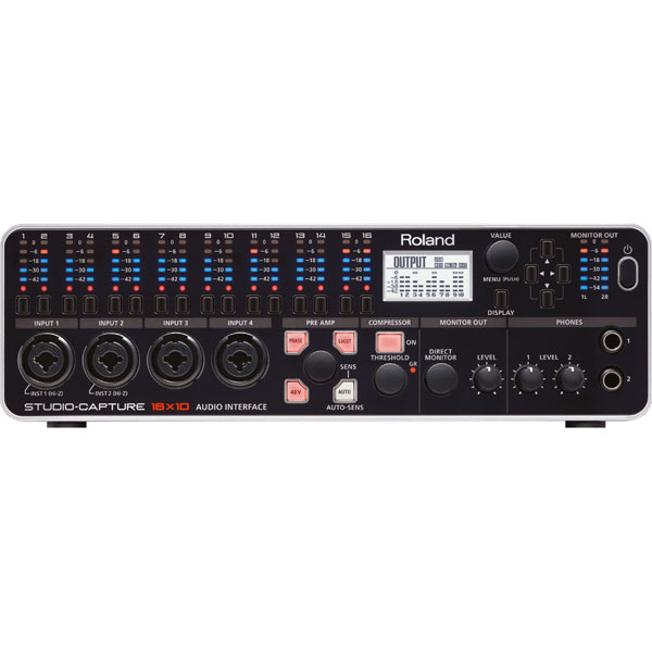 UA-1610 ローランド USBオーディオインターフェイス Roland STUDIO-CAPTURE