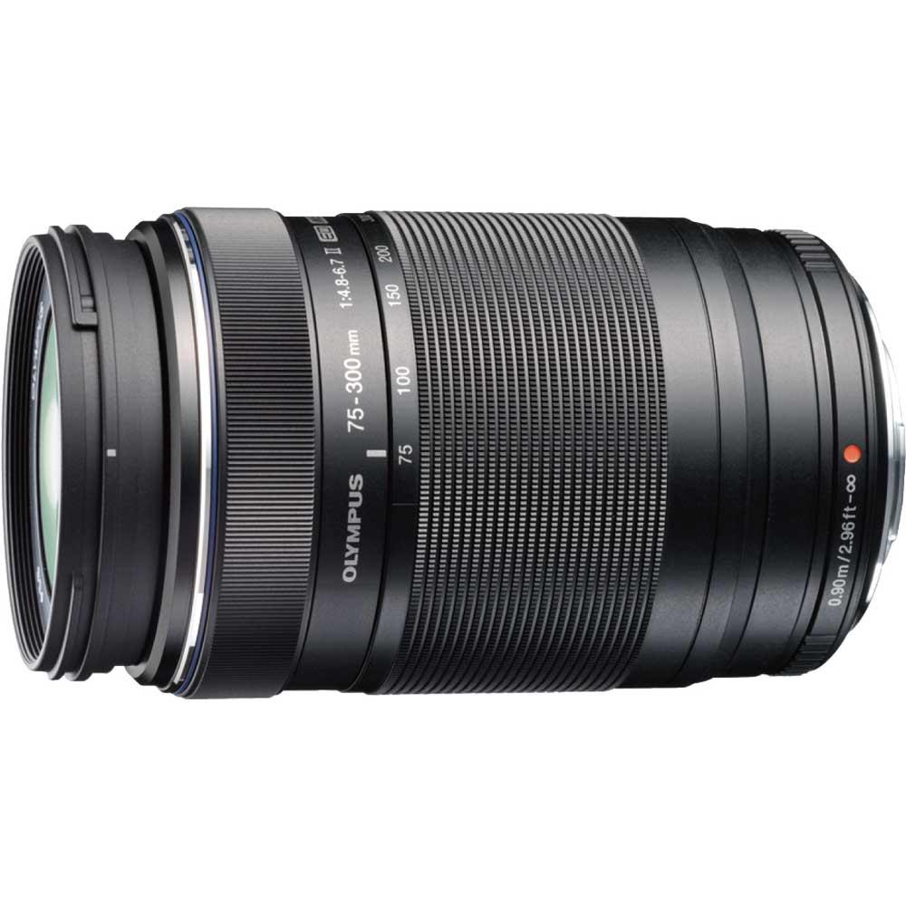 ED75-300MMF4.8-6.7 2 オリンパス M.ZUIKO DIGITAL ED 75-300mm F4.8-6.7 II ※マイクロフォーサーズ用レンズ