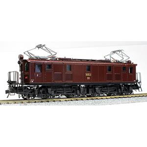 [鉄道模型]ワールド工芸 【再生産】(HO)16番 国鉄ED16 電気機関車 II Hゴム仕様 組立キット