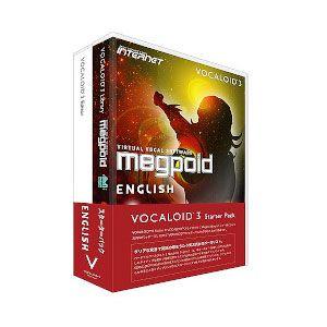 VOCALOID3 スターターパック Megpoid English インターネット