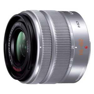 H-FS1442A-S パナソニック LUMIX G VARIO 14-42mm/F3.5-5.6IIASPH./MEGA O.I.S.(シルバー) ※マイクロフォーサーズ用レンズ