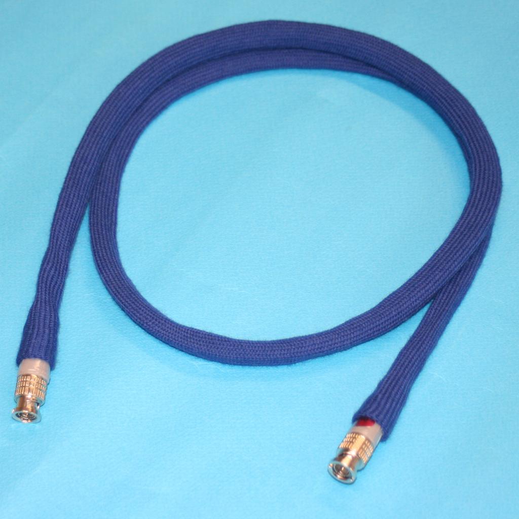 CKL-1.3BNC インフラノイズ クロックケーブル(BNC-BNC)75Ω 1.3m オルソスペクトラム
